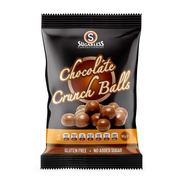 #71_Chocolate crunch balls